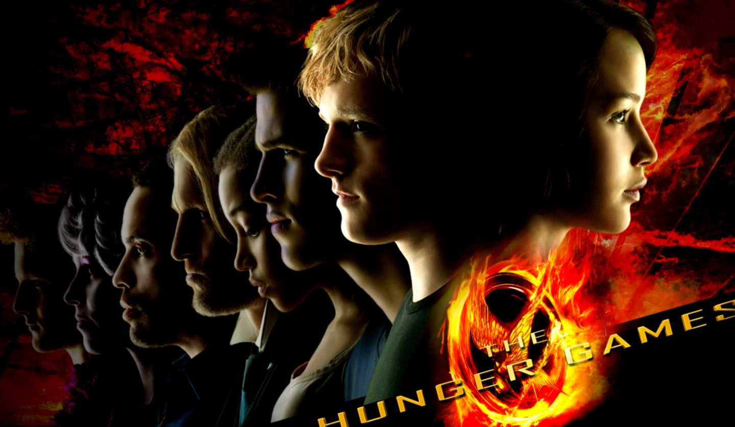 The Hunger Games Wallpapers Wallpapers Jobs