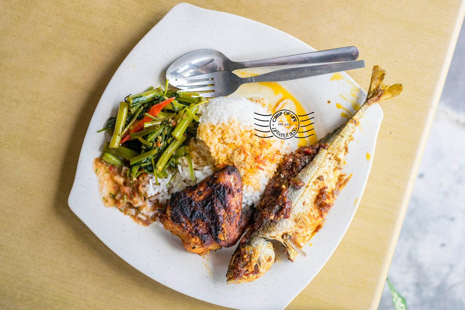 Nasi Campur Tepi Jalan near Masjid Bandar Bayan Baru @ Bayan Lepas, Penang