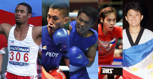 List of Filipino Athletes Who are Already Qualified to Play in the 2016 Rio Olympics