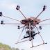 Drones com arma de fogo para disparar sobre comunidades pobres no Rio de Janeiro