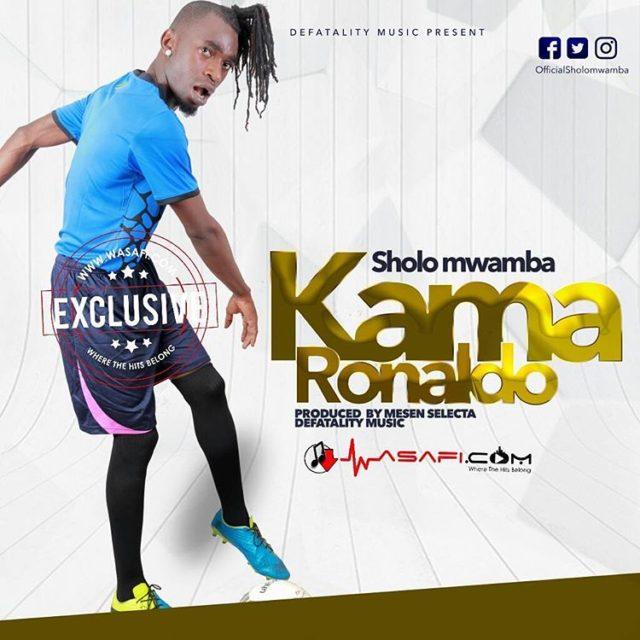 Sholo Mwamba - kama Ronaldo