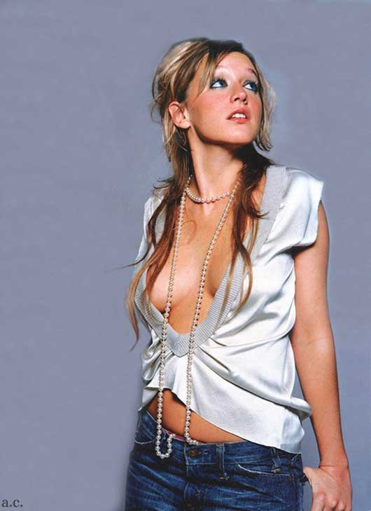 Ludivine Sagnier Height and Weight