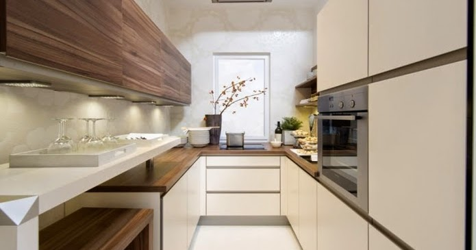 Functional Long Narrow Kitchen Ideas Designs And Cabinets Amazing Long Kitchen Design