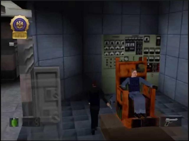 Die Hard Trilogy screenshot 2