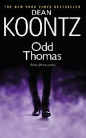 Odd Thomas by Dean Koontz, book cover and review