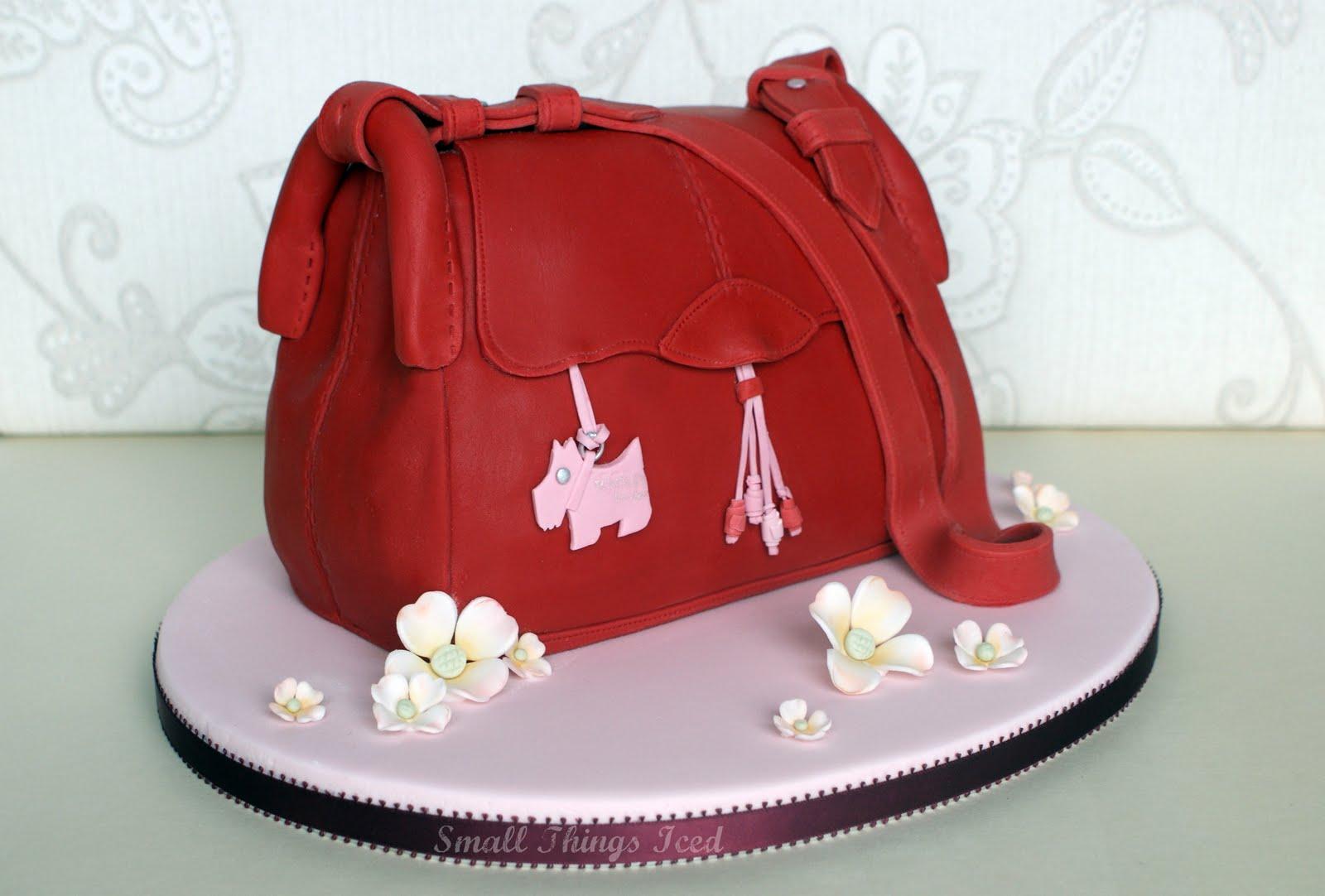 Small Things Iced Radley Handbag Cake