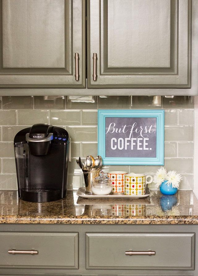 Coffee bars on pinterest home coffee bars home coffee stations - Cantinho Do Caf 233 Jeito De Casa Blog De Decora 231 227 O