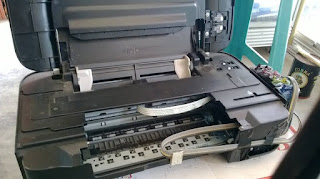 cara mengatasi printer canon ip2770