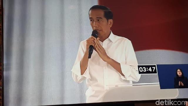 Tanggapi Prabowo Ngaku Dituduh Pro-Khilafah, Jokowi: Saya Dituduh PKI