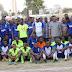 Waziri Mkuu wa Jamuhuri ya Muungano wa Tanzania Mhe Kassim Majaliwa Ashuhudia Mchezo Kati ya Namungo FC na Dodoma FC Mchezo Uliofanyiika Uwanja wa Jamuhuri Dodoma.