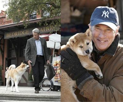 """Review Film Hachiko """"Anjing Setia Menunggu Kembalinya Sang Tuan yang Telah Tiada"""""""