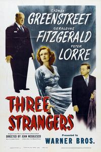 Watch Three Strangers Online Free in HD
