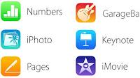 Scarica iMovie, iWork, Garageband gratis per Mac e iOS
