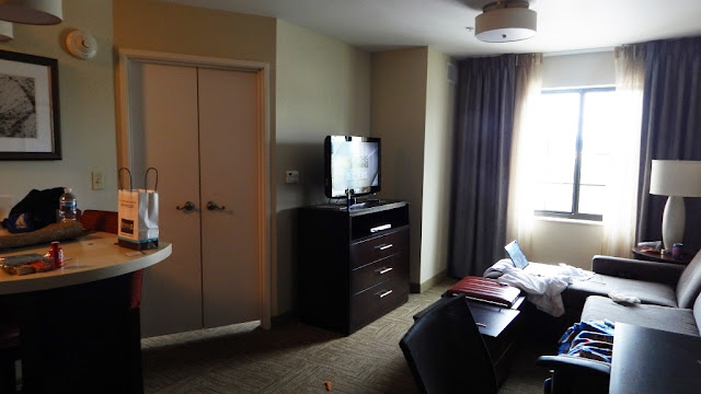 StayBridge Suites 1 bedroom suite at Staybridge suites in Bowling Green Ky