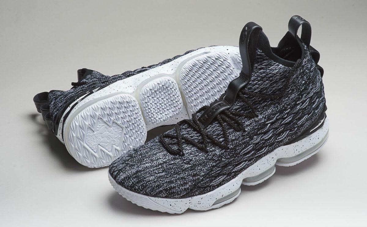 c7e03e32b8ed8 Nike LeBron 15  Ashes