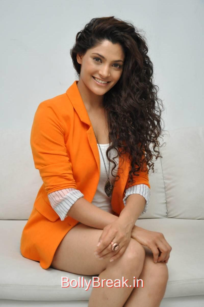 Saiyami Kher Pics At Rey Movie Press Meet, Saiyami Kher Hot Pics from Rey Movie Interview