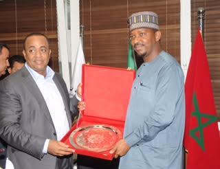 Nigeria, Morocco football authorities sign strategic pact