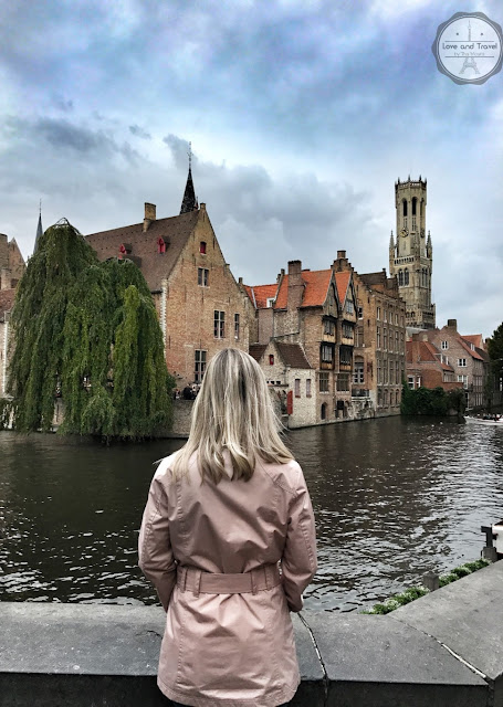 Rozenhoedkaai  Bruges Bélgica