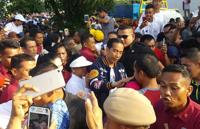 ASN hingga Lurah Dimobilisasi, HMI Desak Usut Dugaan Pelanggaran Kampanye Jokowi di Gorontalo