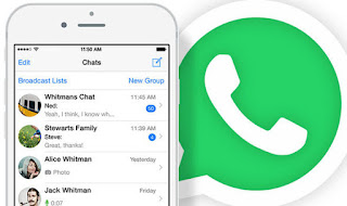 Cara Mudah Menyadap Whatsapp Orang