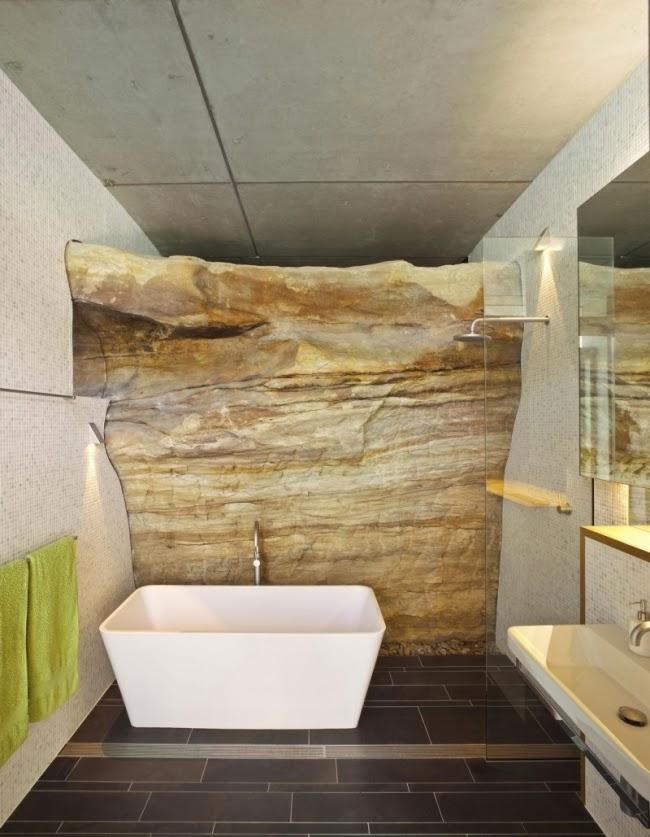 Diseños de cuartos de baño modernos - Colores en Casa