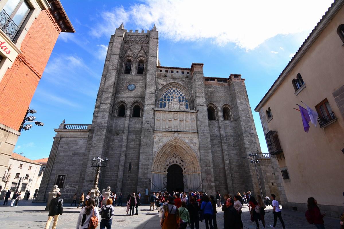 cathédrale Avila