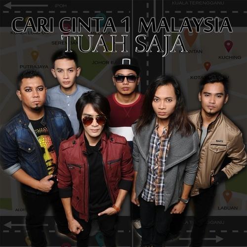 Lirik Lagu Cari Cinta 1 Malaysia - Tuah SAJA