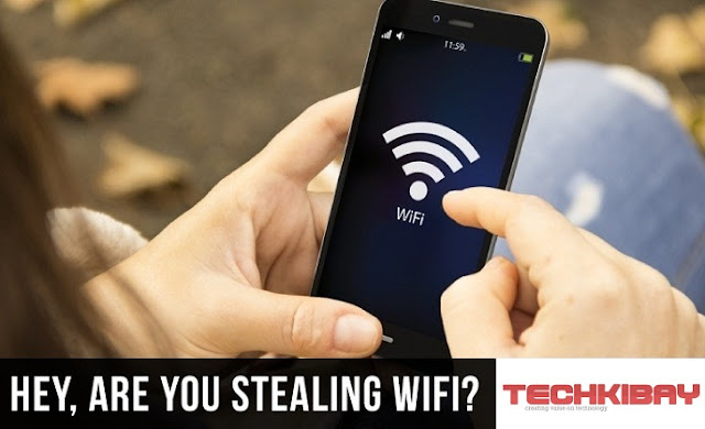 Block your wifi