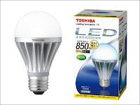 東芝 LED電球 E-CORE 一般電球形9.4W 60W形相当 昼白色相当 LDA9N