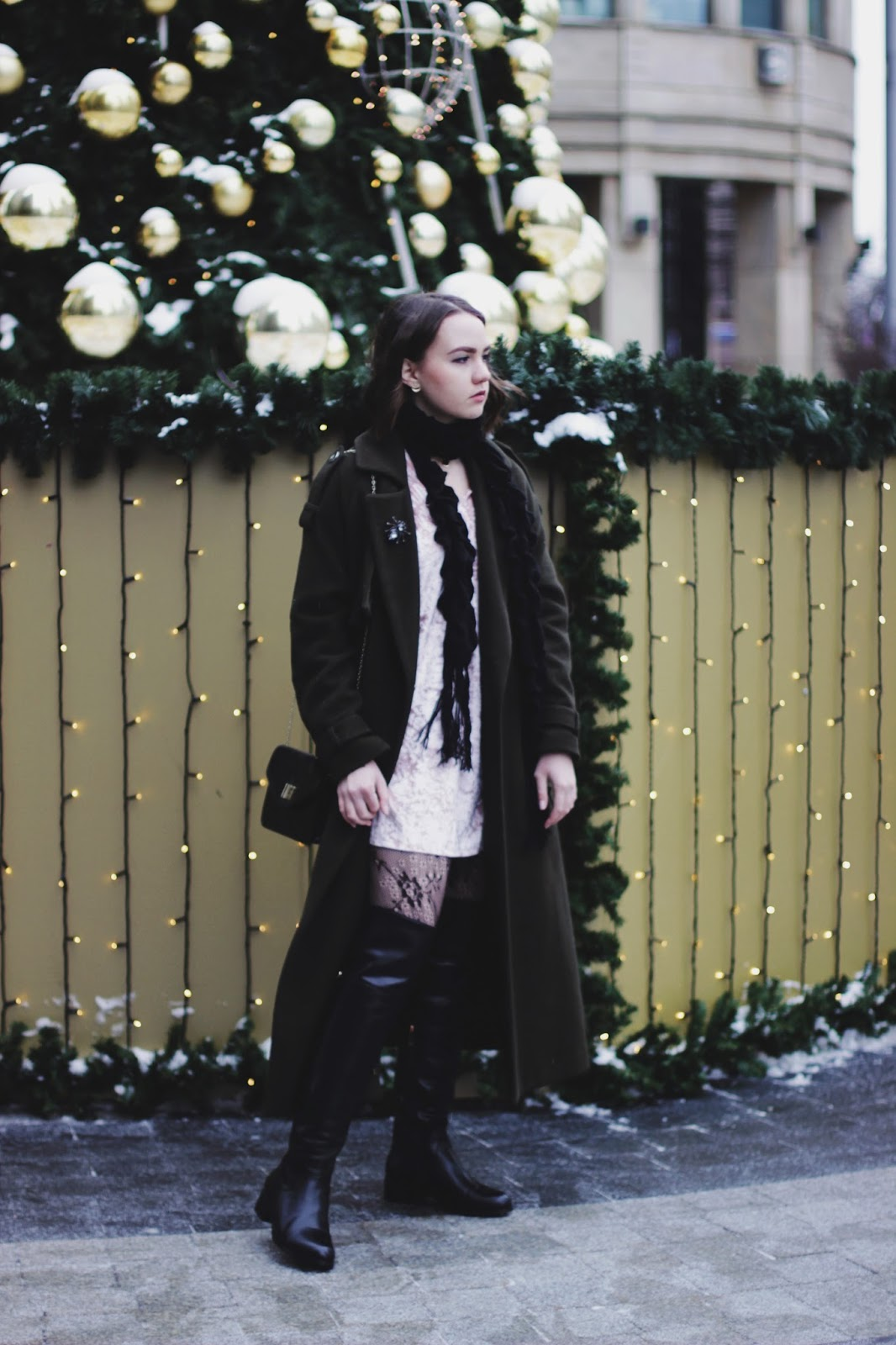 New Year's Eve Outfit   Fashion Blogger