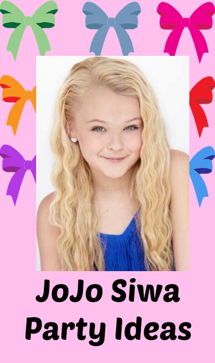 JoJo Siwa Party Ideas