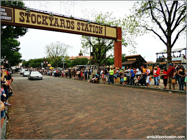 Fort Worth Stockyards Station, Texas