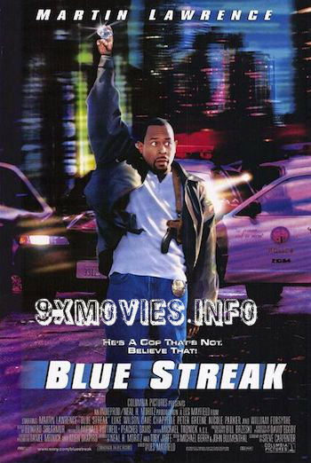 Blue Streak 1999 Dual Audio Hindi 480p BluRay 280mb