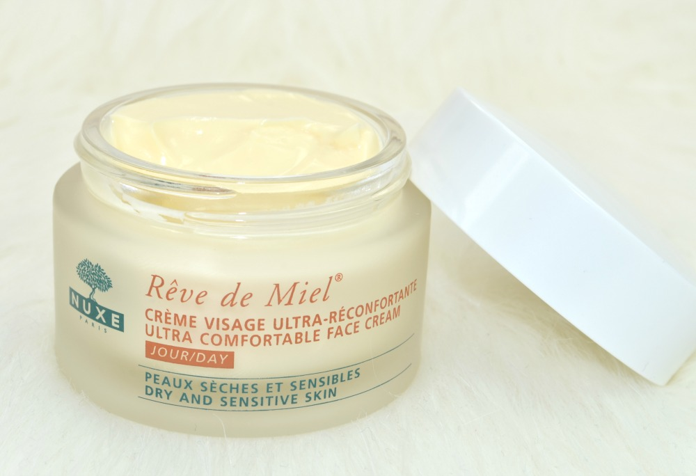 NUXE Rêve de Miel Ultra Comfortable Face Cream Review