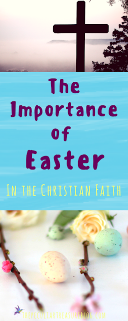 Easter is central in the Christian faith. But what's really so important about Easter? Shouldn't we be celebrating Jesus everyday? Find out why the tenants of Easter are the crux of the Christian faith. #faith #Christianity #Easter