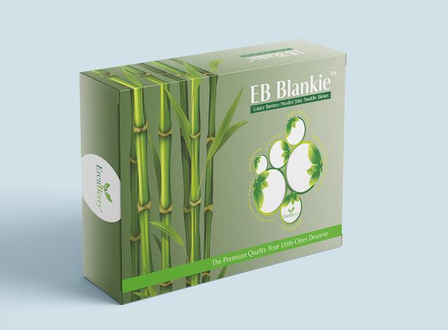 Havlu Bambu Kıyafet Amazon Kutu Tasarımı