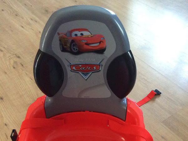 Disney Cars Booster Seat by Tomy