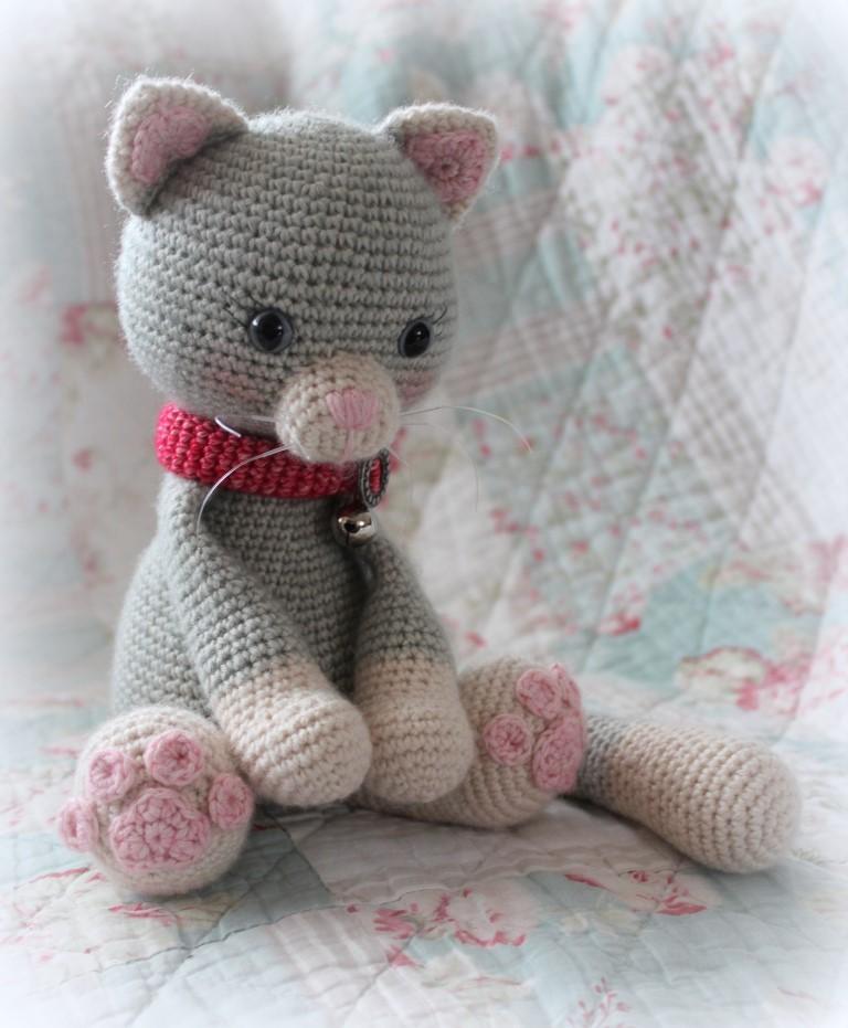 Crochet Of Joy Poesje Mauw