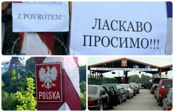 На польской таможне издевались над украинцем: 17 часов держали в наручниках и не пускали в туалет