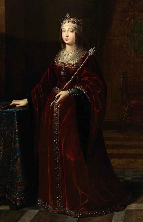 A rainha Isabel a Católica