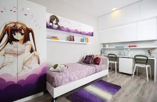 decoración para habitación de chica, como decorar la habitación de una muchacha