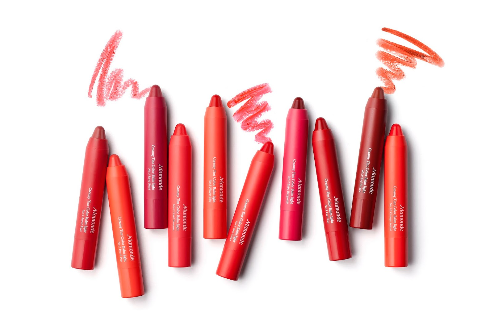 [Beauty Review] Colour Your Lips with Mamonde's MLBB Fresh Floral Shades