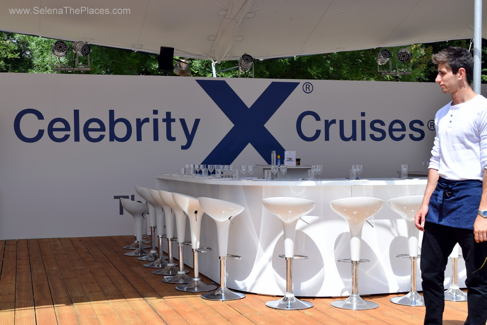 Taste of London 2015 & Celebrity Cruises