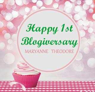 Blogger blogiversary