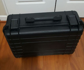 maleta yaesu 857d ca3bkn