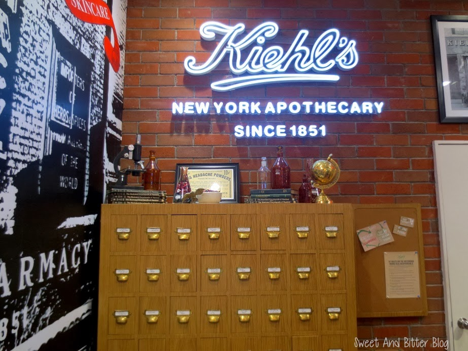 Kiehl's New Youk Samples Kolkata