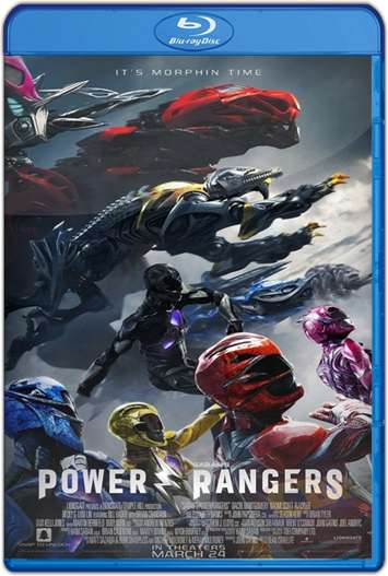 Power Rangers (2017) HD 1080p y 720p Latino