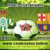 Real Betis vs Barcelona EN VIVO ONLINE Fecha 20 de la Liga Santander : HORA Y CANAL