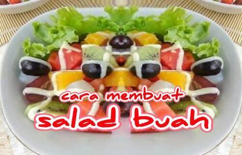 salad enak dan segar