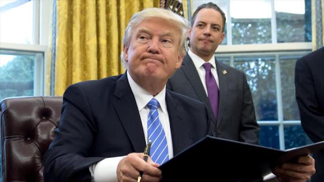 Trump sancionará el lunes la nueva criptomoneda venezolana petro
